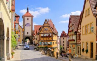 Ruta romántica Alemania