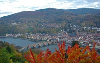 La ciudad de Heidelberg